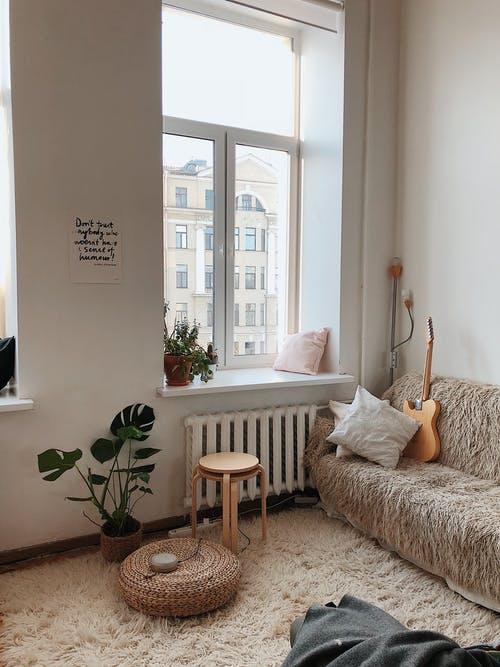 byt obývací poko