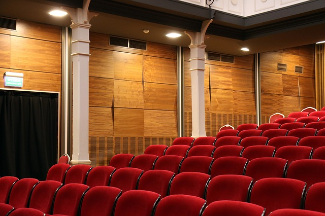 divadelní sál
