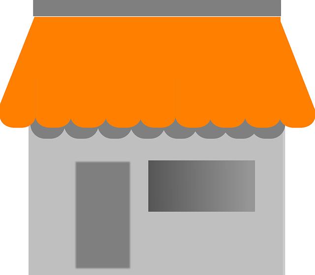 dům a markýza