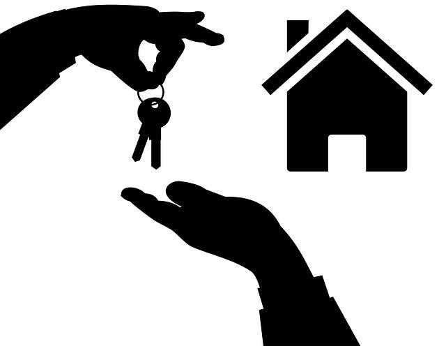 předání domu