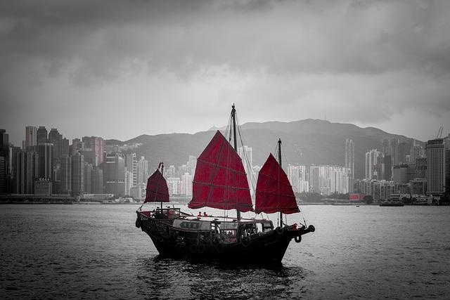 Hong Kong zátoka