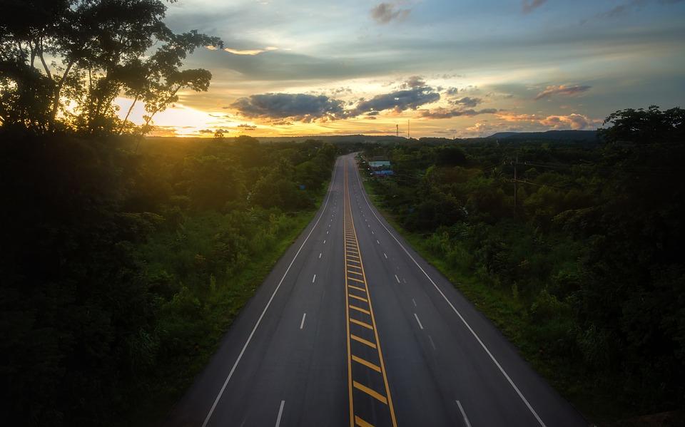 volná dálnice